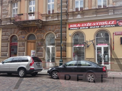 Office for rent Prague 2 - Nové mesto, Vysehradska street