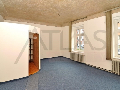 Office spaces 50 sqm for lease, Prague 4, Michelska Street