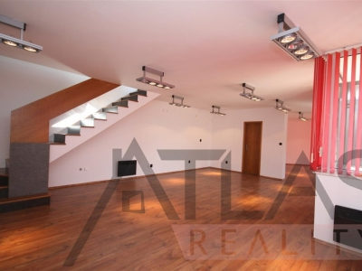 For Rent: office spaces 200sq. m, Prague 4, Braník, close to Novodvorska Plaza.