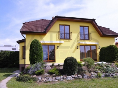 Rent of 5 BDR villa 380 sqm, Prague 5 - Jinonice