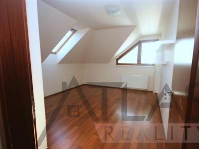 For Rent: 4-bedroom family home,  300 m2, Průhonice