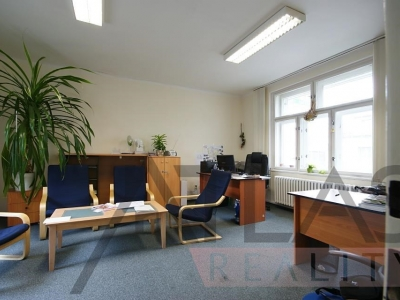 For Rent: office spaces, 95 sq. m., Prague 4, Libušská Street