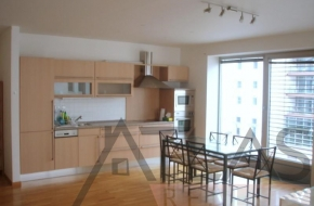 Rent of fully furnished one bedroom apartment (80 sq.m), Prague 10 - Vinohrady, Korunni Street