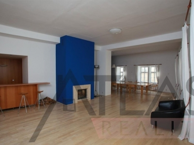 For Rent: office spaces 178 sq.m., Prague 1, Little Quarter