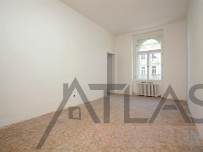 Offices for rent, 110 sqm. on the 3rd Floor, Prague 2 - Jugoslávská