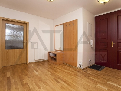 Fully equipped 3B apartment for rent, Mánesova street, Prague 2 - Vinohrady (short-term/long-term rent)
