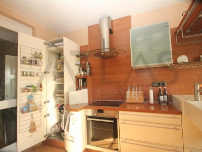 For Sale: Luxury terraced house with swimming pool, 5 + 2, Prague 9 - Kyje