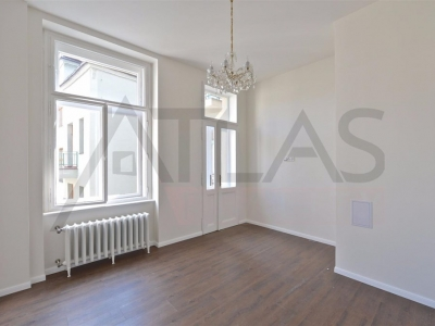 For Rent: Exclusive two-bedroom apartment, 106 m2 Prague 1 - Stare mesto, Parizska street