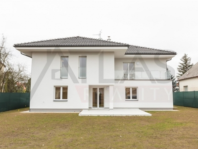 For Rent: New 5-bedroom family home ( 260 sqm ), Prague 4 - Ujezd