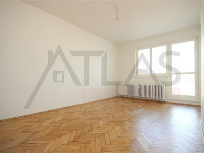 For rent duplex 5 bedrooms penthouse 221 m2 with large terrace Prague 7 - Ortenovo namesti