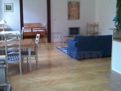 Rent of office -  2 rooms, 65sqm, close to Wenceslas Square ( Štěpánská street )
