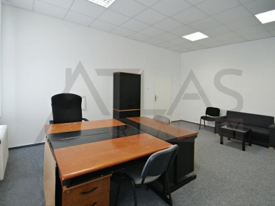 Office for rent 27 sqm, Opletalova street, Praha 1