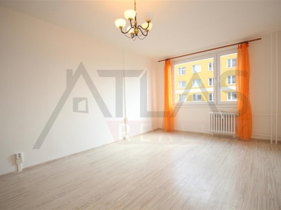For rent one bedroom apartment 40 m2 Mělník, Sportovní street