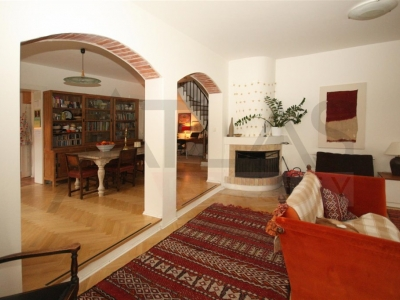 Rent of 6 bedroom family house Praha 6 - Nebušice