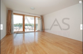 For sale 3 bedroom apartment 123 m2, 2x parking place, terrace Prague 5 - Smichov, Svedska street