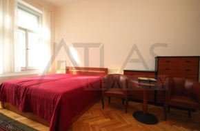 For rent one bedroom apartment 60 m2 Prague 1 - Stare mesto, close to metro station Staromestska and Old Town sqare