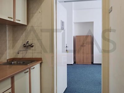 Office for rent 26 sqm, Opletalova street, Praha 1