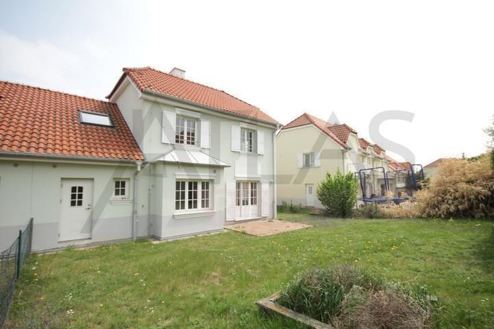 Pronájem rodinného domu 5+1, typ B,Praha 6 - Nebušice, Malá Šárka