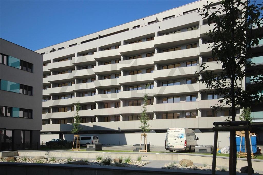 Pronájem bytu 2+kk Praha 7 - Holešovice, Dělnická